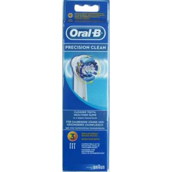 EB20-3 Precision Clean - насадка для зубной щетки (3 шт.) (848172)