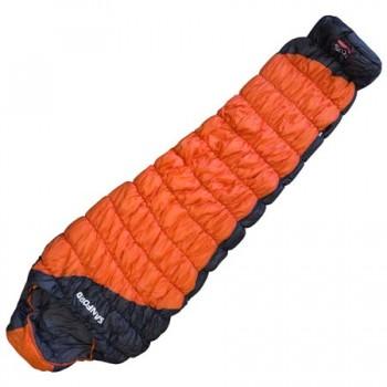 Спальник туристический Ecos Sanford стретч 200х90х60см (998171) (мешок спальный), оранжевый