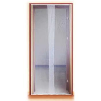 Противомоскитная сетка MDN-01 120х210см, липучка, белая
