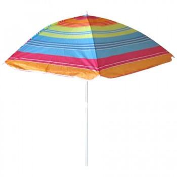 Зонт пляжный Ecos BU-01 140*6 см, складная штанга 145 см