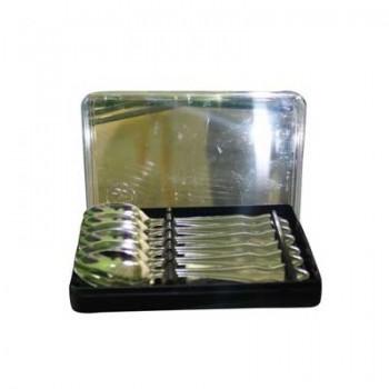 Набор столовых приборов Амет Новинка-1 1с716 из 6 чайных ложек