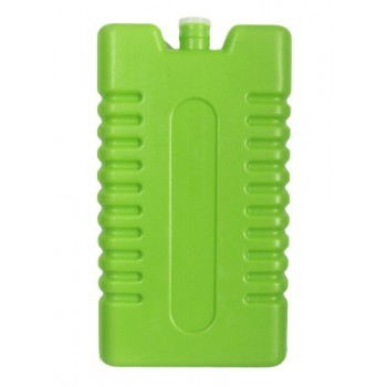 Аккумулятор холода Irit IRG-424 200г (16,8х9,2х1,7см) (хладагент) зеленый