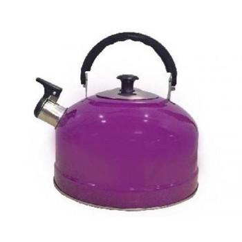 Irit IRH-402 Чайник 2.5л нержавеющая сталь, фиолетовый