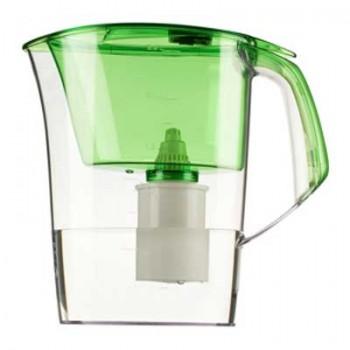 Барьер Премия фильтр для воды (зеленый) 2,5л микропроцессорный индикатор ресурса