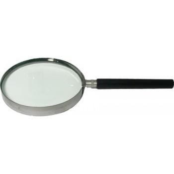 Лупа (стальной ободок) диаметр 75 мм