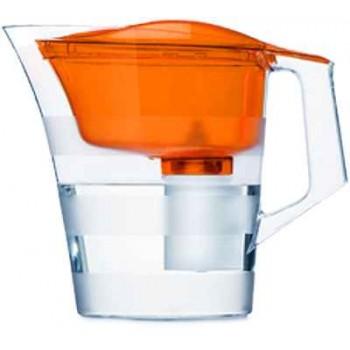 Барьер Твист фильтр для воды (оранжевый) 4л