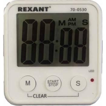 Rexant RX-100 (70-0530) электронные часы с таймером обратного отсчета