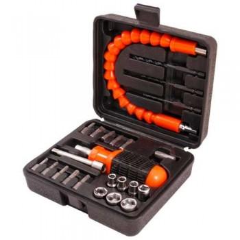 Набор инструментов NABIN10 Park с гибким приводом 24 предмета (356310)