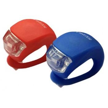 Фонарь для велосипеда Supra LED-1 SFL-BL-2L светодиодный