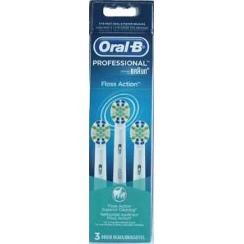 EB25-3 Floss Action - насадка для зубной щетки (3 шт.) (842010)