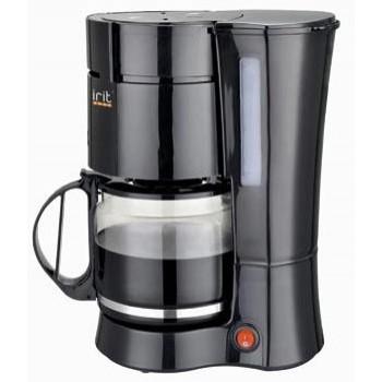 Кофеварка капельная IRIT IR-5052, 1000Вт, 1.25л