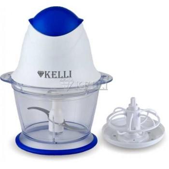 Измельчитель для овощей Kelli KL-5066, объем 600мл, 350Вт