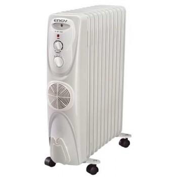Масляный радиатор Engy EN-1311F (11 секций 2800Вт) с тепловентилятором