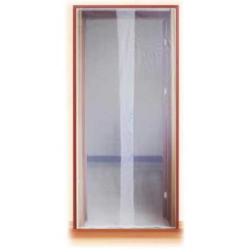 Противомоскитная сетка MDN-02 100х210см, липучка, белая