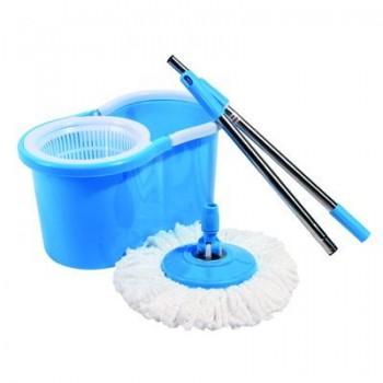 Набор для влажной уборки Irit IRL-13 (пластиковое ведро 8.0л, швабра-моп)