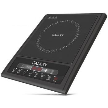 Электроплитка Galaxy GL-3054 1-но конфорочная, индукционная плита, 2кВт, стеклокерамическая