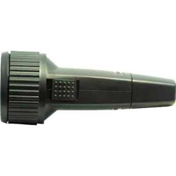 Фонарь ручной (LED-5) светодиодный аккумуляторный короткий