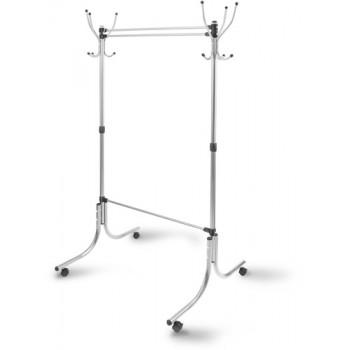 Вешалка гардеробная Ника ВГ90-6/С цвет-серый