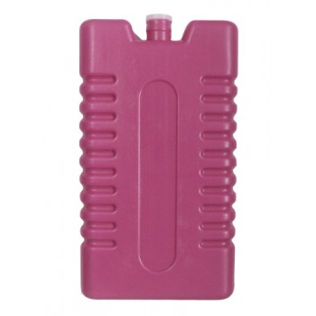 Аккумулятор холода Irit IRG-424 200г (16,8х9,2х1,7см) (хладагент) розовый