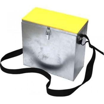 Рыбацкий ящик Кедр (нерж.сталь 0.5мм) 350х175х320мм г.Рыбинск