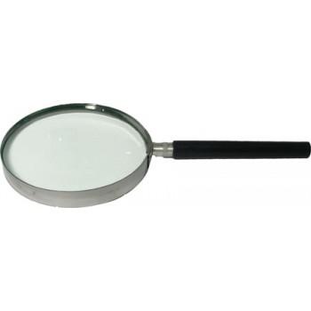 Лупа (стальной ободок) диаметр 90 мм