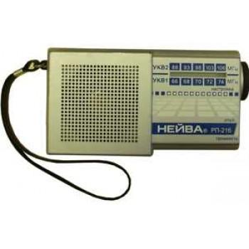 Радиоприёмник Нейва РП-216 УКВ/FM