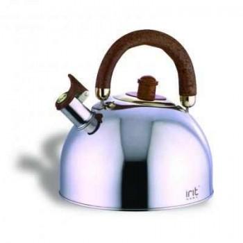 Irit IRH-404 Чайник 2.5л нержавеющая сталь