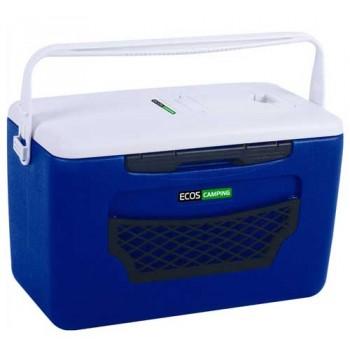 Изотермический пластиковый контейнер Ecos W26-48 26л (002389)