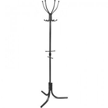 Вешалка напольная Ника ВК4, цвет черный