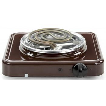 Электроплитка Пскова-1 коричневая ЭПТ1-1,0/220 1-но конфорочная 1.0кВт