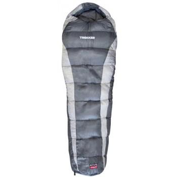 Спальник туристический Ecos треккер Camo 230х80х55см (998170) (мешок спальный)