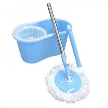 Набор для влажной уборки Irit IRL-14 (пластиковое ведро 8.0л, швабра-моп)