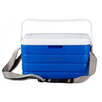 Изотермический пластиковый контейнер Арктика 2000-10, 10л, синий