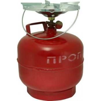 Газовый комплект (Кемпинг) 5 л.