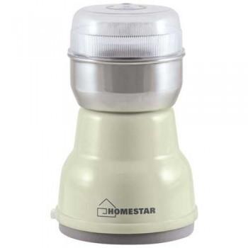 Кофемолка Homestar HS-2001 160Вт (бежевая)