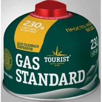 Газовый баллон Standard TBR-230 230гр