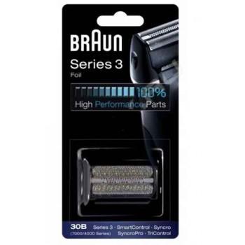 30B Сетка Braun SincroPro/Sincro 7000/4000 series в сборе (30B) тип 81387935 (5491798)