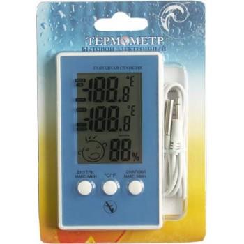 Метеостанция ТЭ-5 (термометр электронный комнатный) в блистере