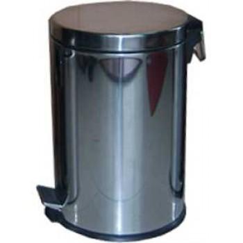 Ведро мусорное Irit IRL-103 нержавеющая сталь 20.0л