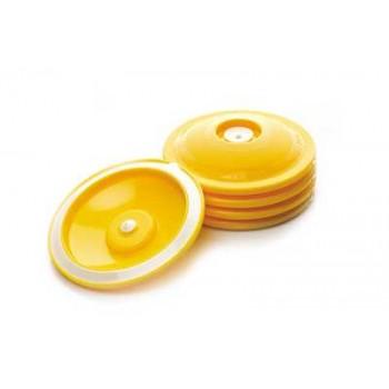 Крышка для вакуумного хранения продуктов Вакс КВК-82 (5 вакуумных крышек)