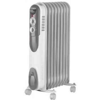 Масляный радиатор Engy EN-2009 (9 секций 2000Вт) белый