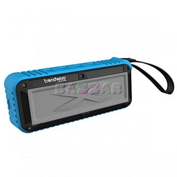 Водонепроницаемая колонка для душа Bluetooth Trendwoo Rockman L, синяя