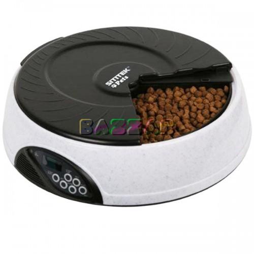 Автокормушка SITITEK Pets Mini (Granite) для животных