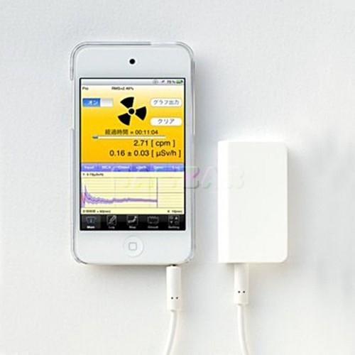 Дозиметр Pocket Geiger для iPhone/ iPad/ iPod (Type4)