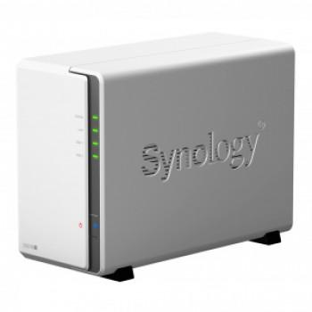 Сетевой накопитель Synology DS218j