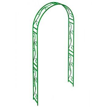 Арка садовая профильная