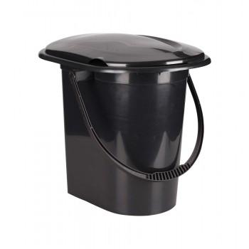 Ведро-туалет Эконом М6355, 17 л
