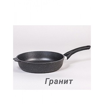 Сковорода Гранит 28701 28см,АП,несъем.ручка