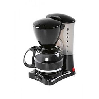Кофеварка HOMESTAR HS-2021 550Вт,600мл,черн.