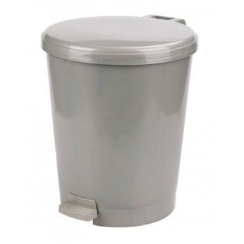 Ведро для мусора Эконом М7250, 12 л, с педалью